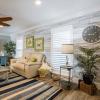 Nantucket Whiteboard living room wall