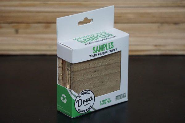 DRVA Wood Samples 4