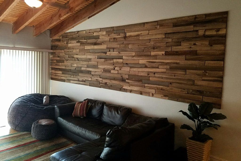 Cascade-Tigerwood accent piece