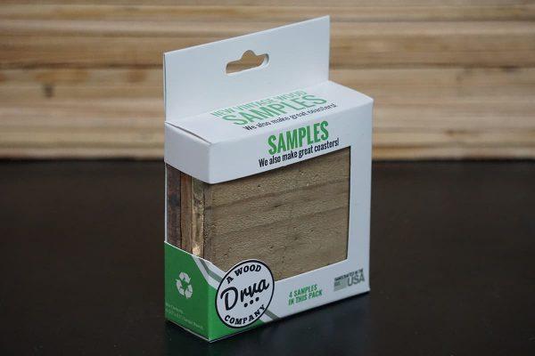 DRVA Wood Samples