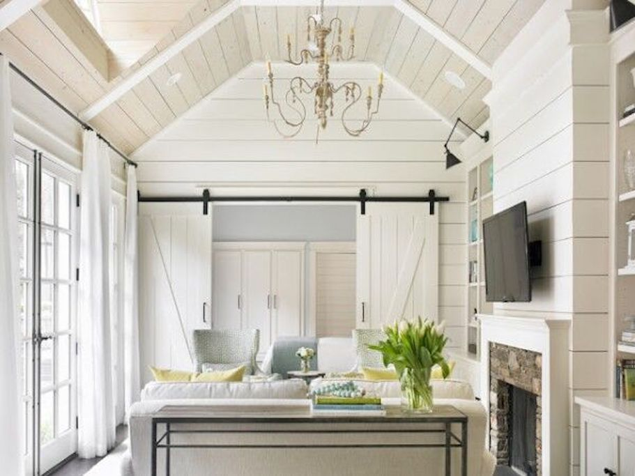 Shiplap styled home
