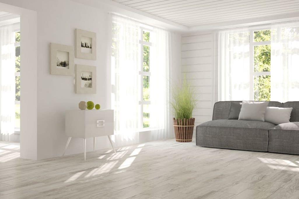 Drva Shiplap living room