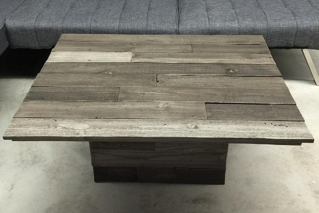 Vinage Barn Board coffee table